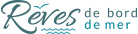 la version petite du logo rêve de mer